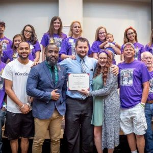 Valencia College awarded honorary degrees to seven students lost at Pulse as an act of kindness_2017